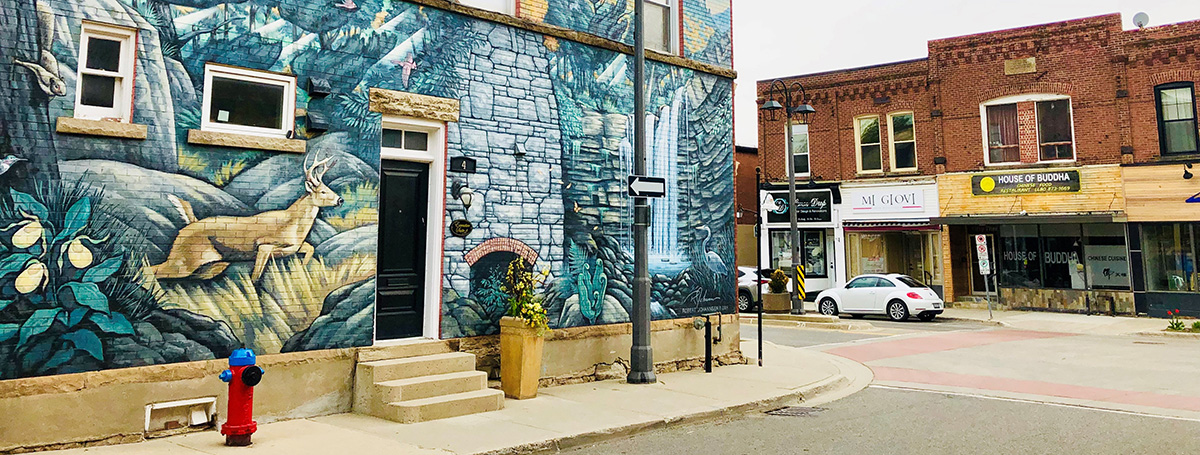 Downtown Art
