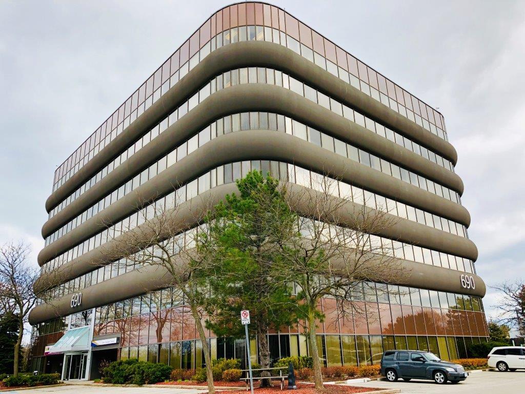Halton Community Legal Service building
